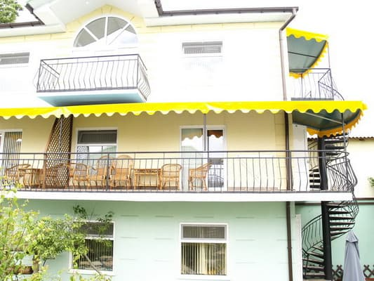 Yellow House 4